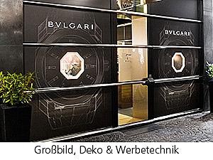Großbild, Deko & Werbetechnik