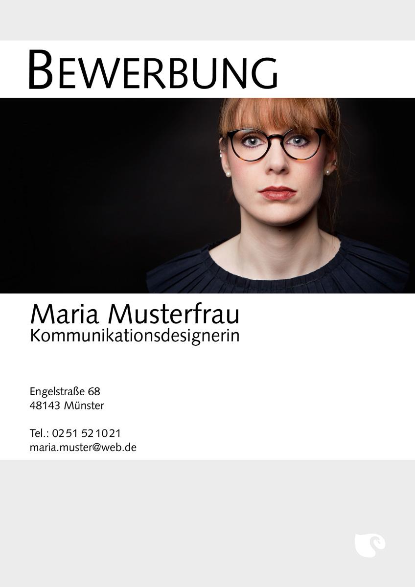 Deckblatt – Ihr Fotostudio in Münster – Studio Wiegel