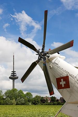 eventfoto-hubschrauber-propeller-fernsehturm-münster