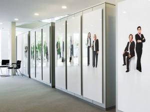 acryl-leinwand-sparkasse-dekoration-shopgestaltung