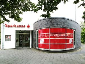 sparkasse-leuchtbild-werbetechnik-dekoration-großformat-münster
