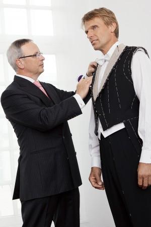 Firmenportrait, Schneider bei Beratung