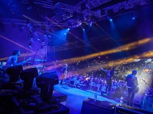 Eventfoto eines Konzerts