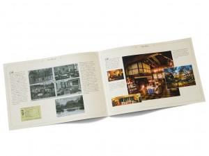 Beispiel digitale Bildbearbeitung in einem Heft