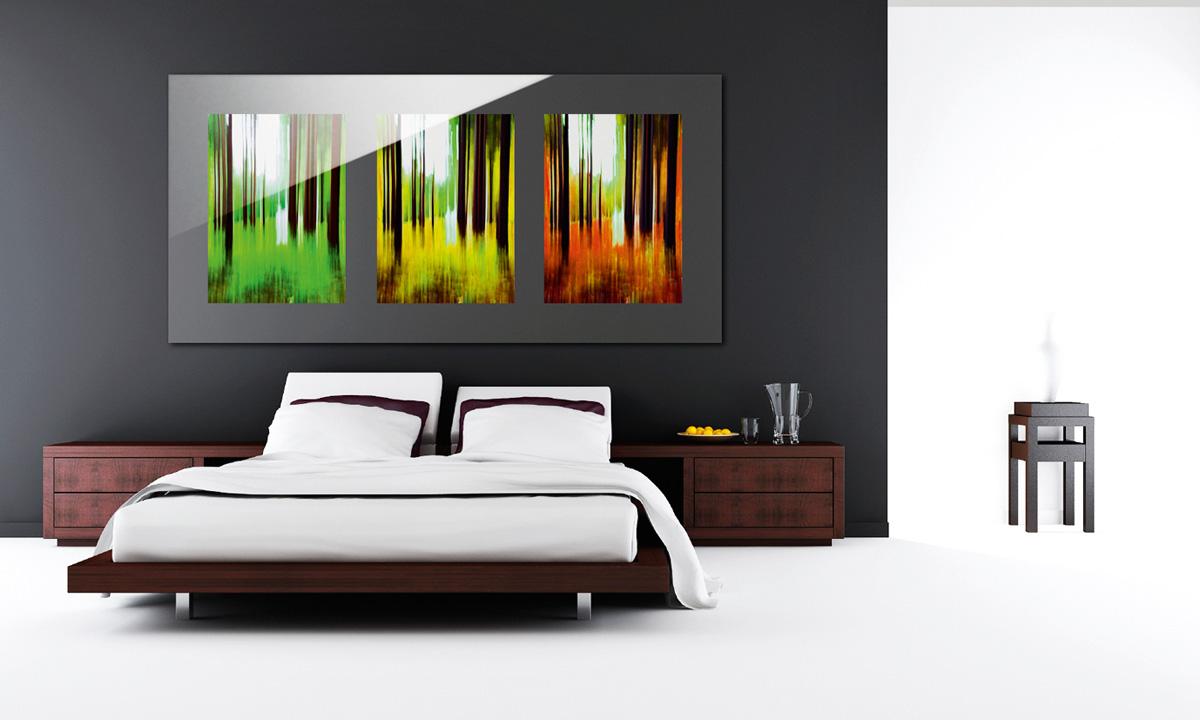 Wandbilder Leinwand Schlafzimmer