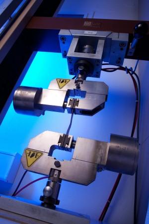 Industriefoto einer Maschine