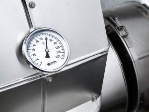 Industriefoto Klimatechnik Armatur