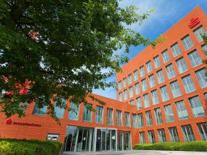 Objektfotografie, Architektur im Grünen