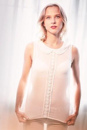 Portraitfoto Model mit weichem Licht