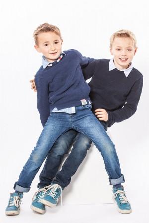 Kinder Fotoshooting, Brüder